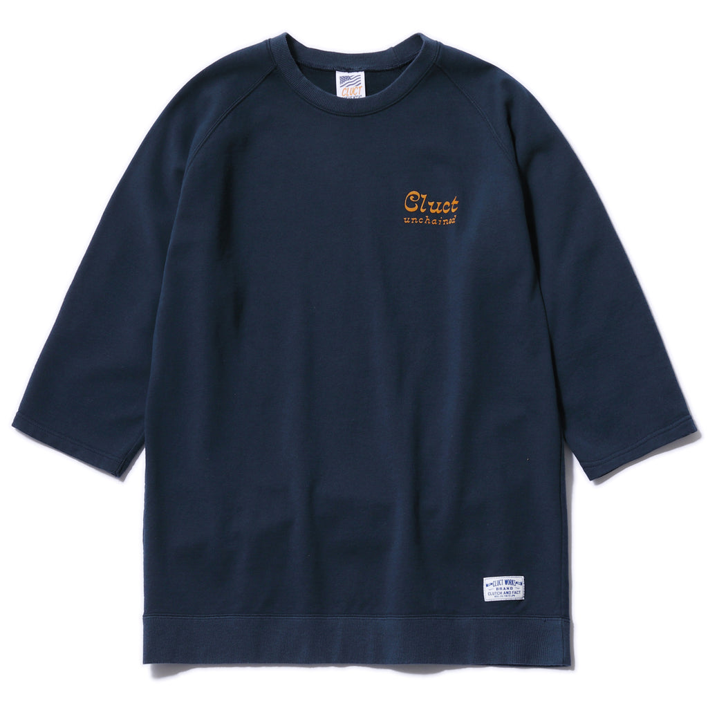 3/4 CREWNECK SWEAT 02930