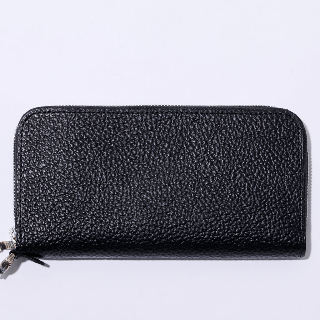 ZIP LEATHER WALLET 02959
