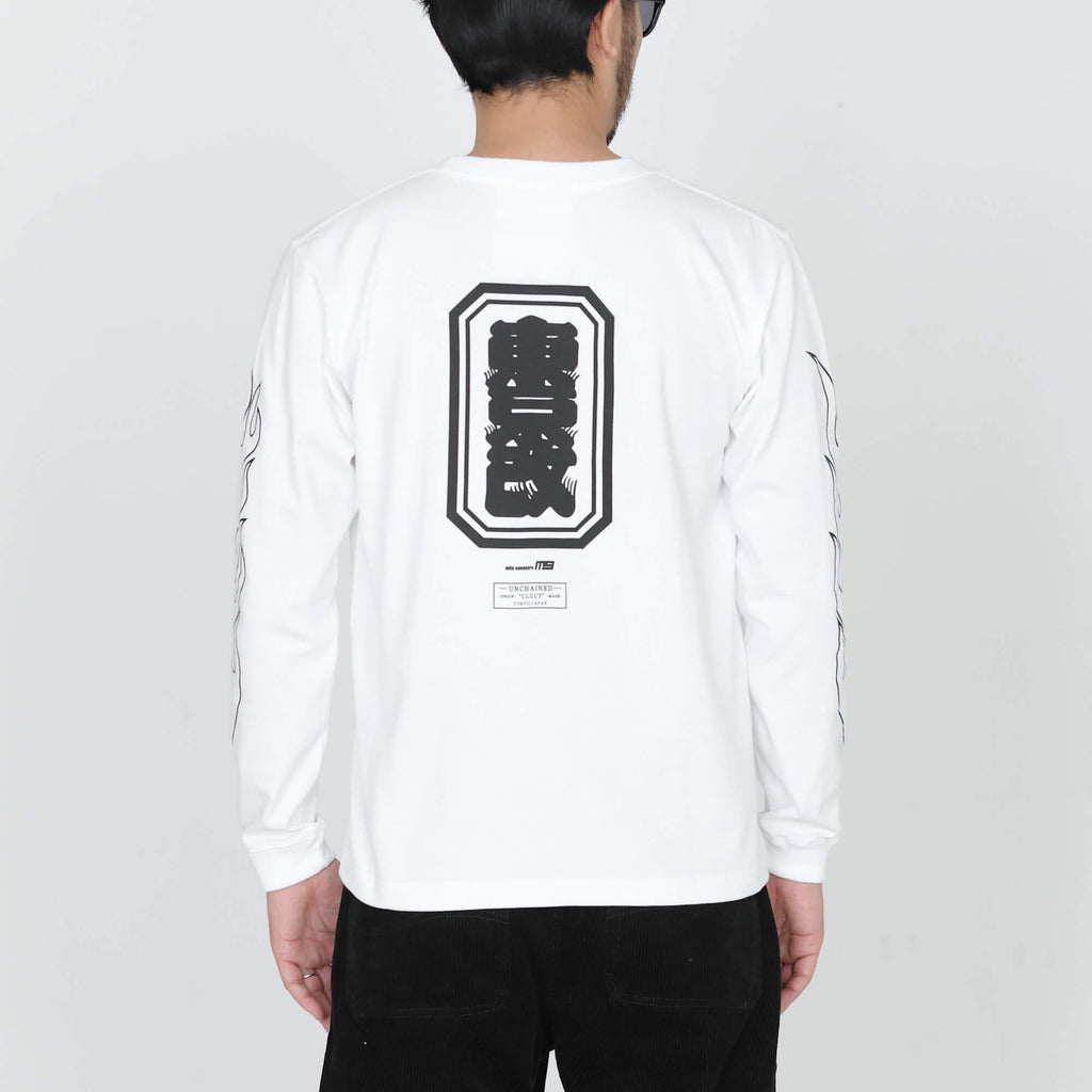 CLUCT×東京改 L/S TEE