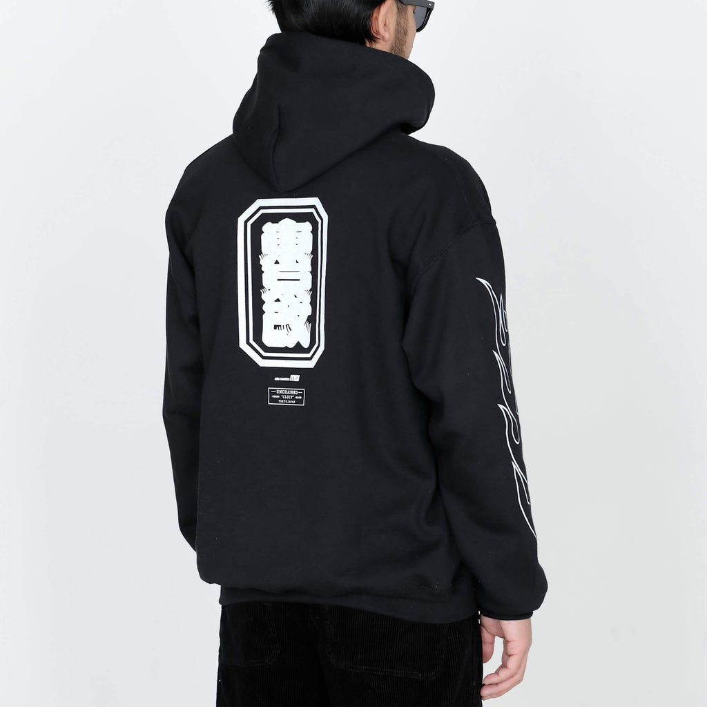 CLUCT×東京改 PULL PARKA
