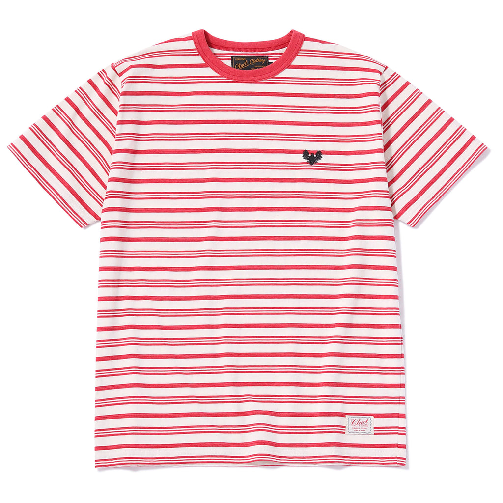 RETRO SPEC STRIPE TEE 03002