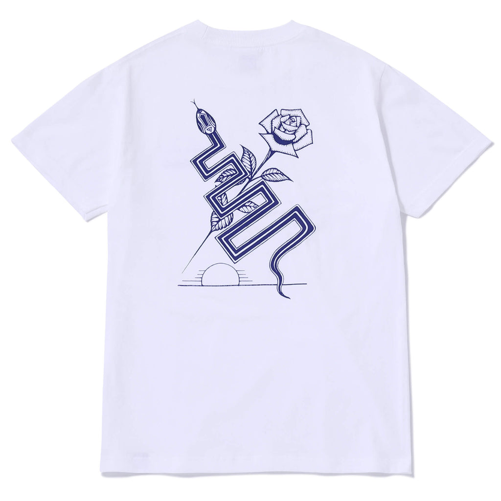 SNAKE AND ROSE S/S TEE 03038