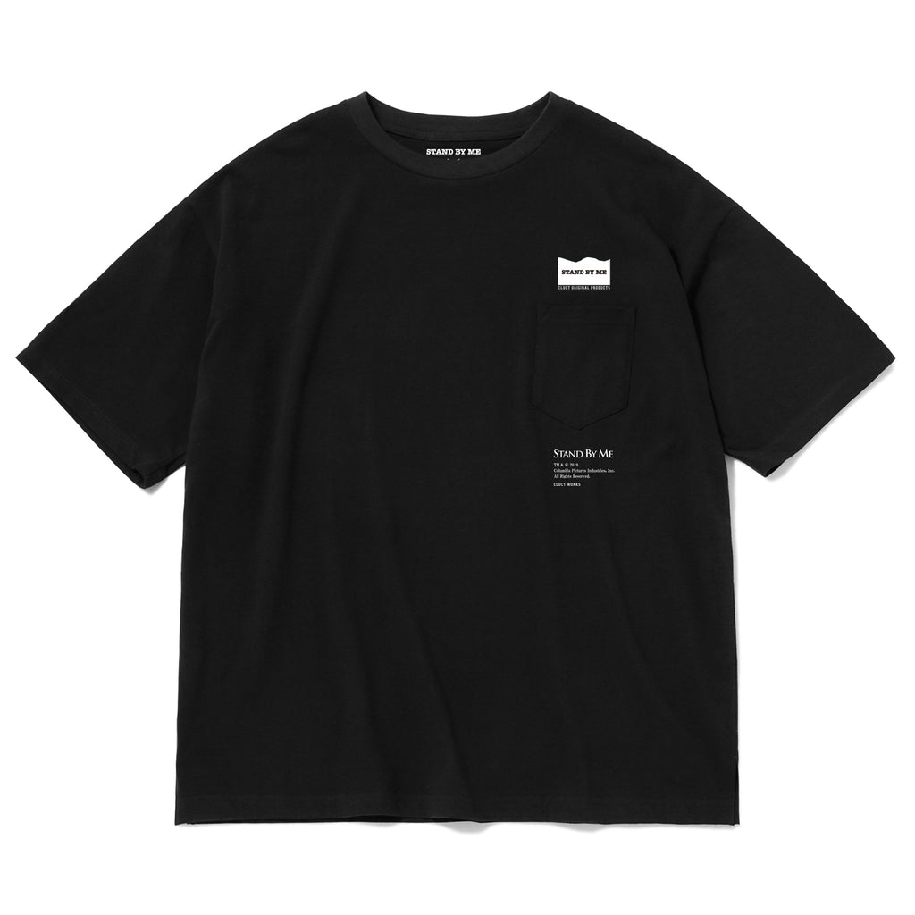 【CLUCT×STAND BY ME】DROP SHOULDER PT S/S 04006