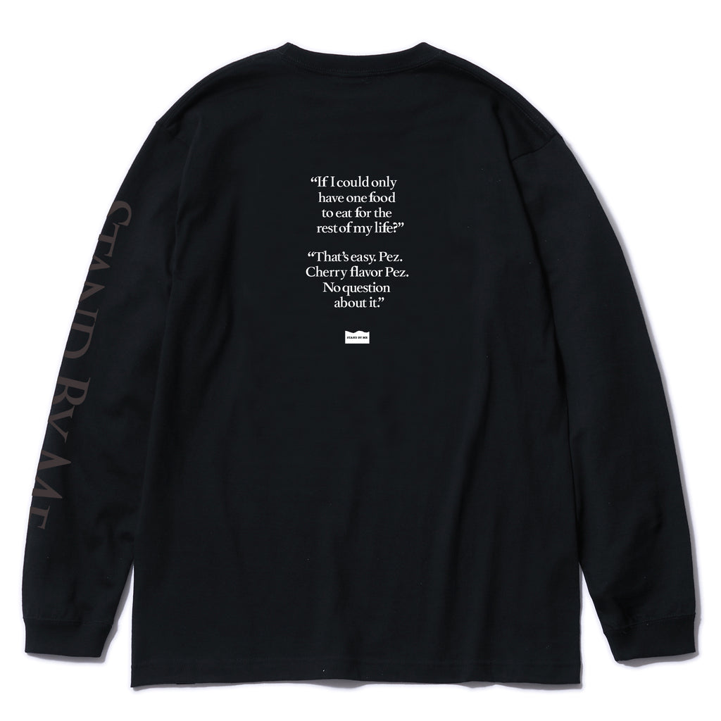 【CLUCT×STAND BY ME】DROP SHOULDER L/S 04008