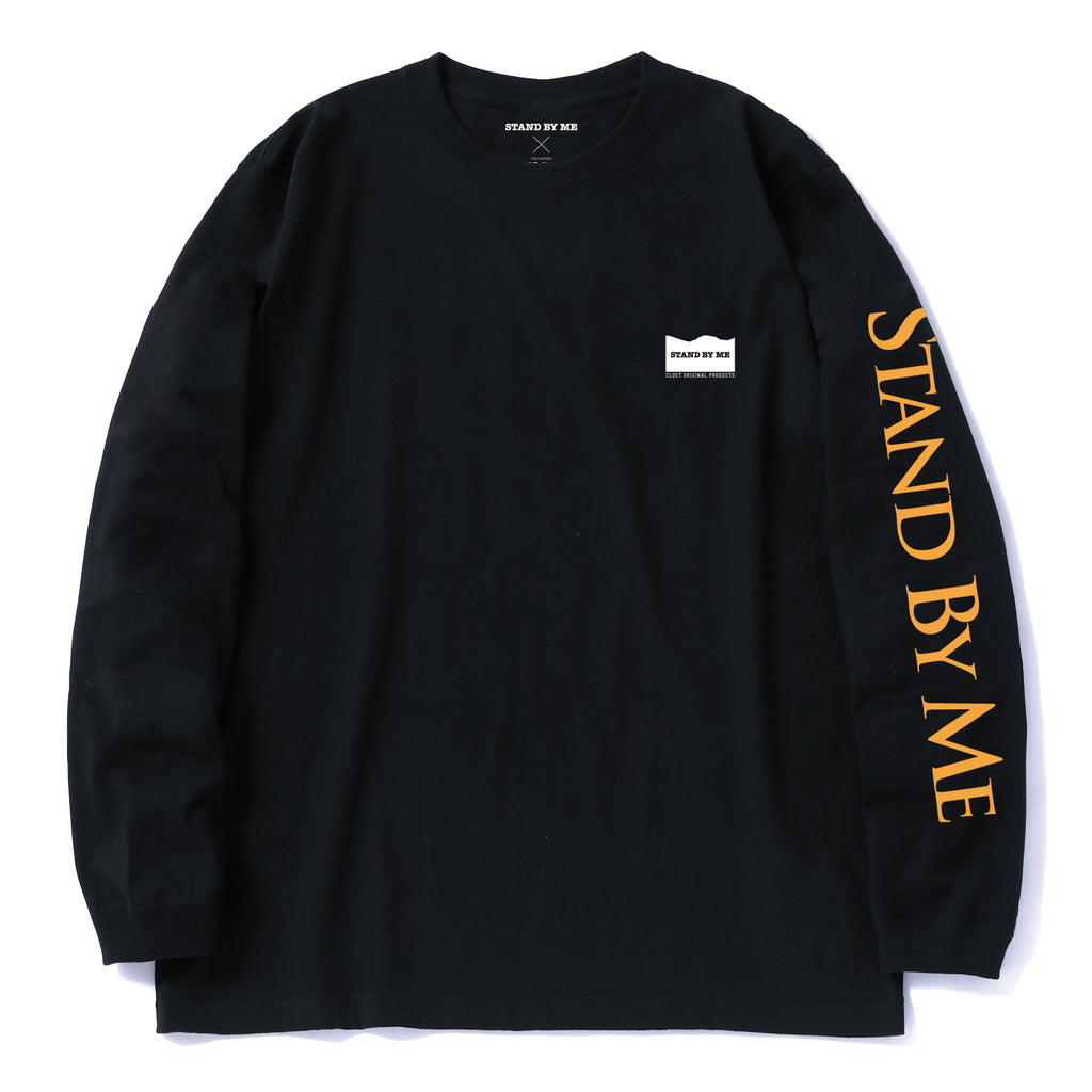 【CLUCT×STAND BY ME】DROP SHOULDER -02 L/S 04009