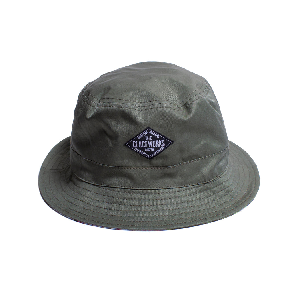 KINGYO-REVERSIBLE HAT 04040 - CLUCT