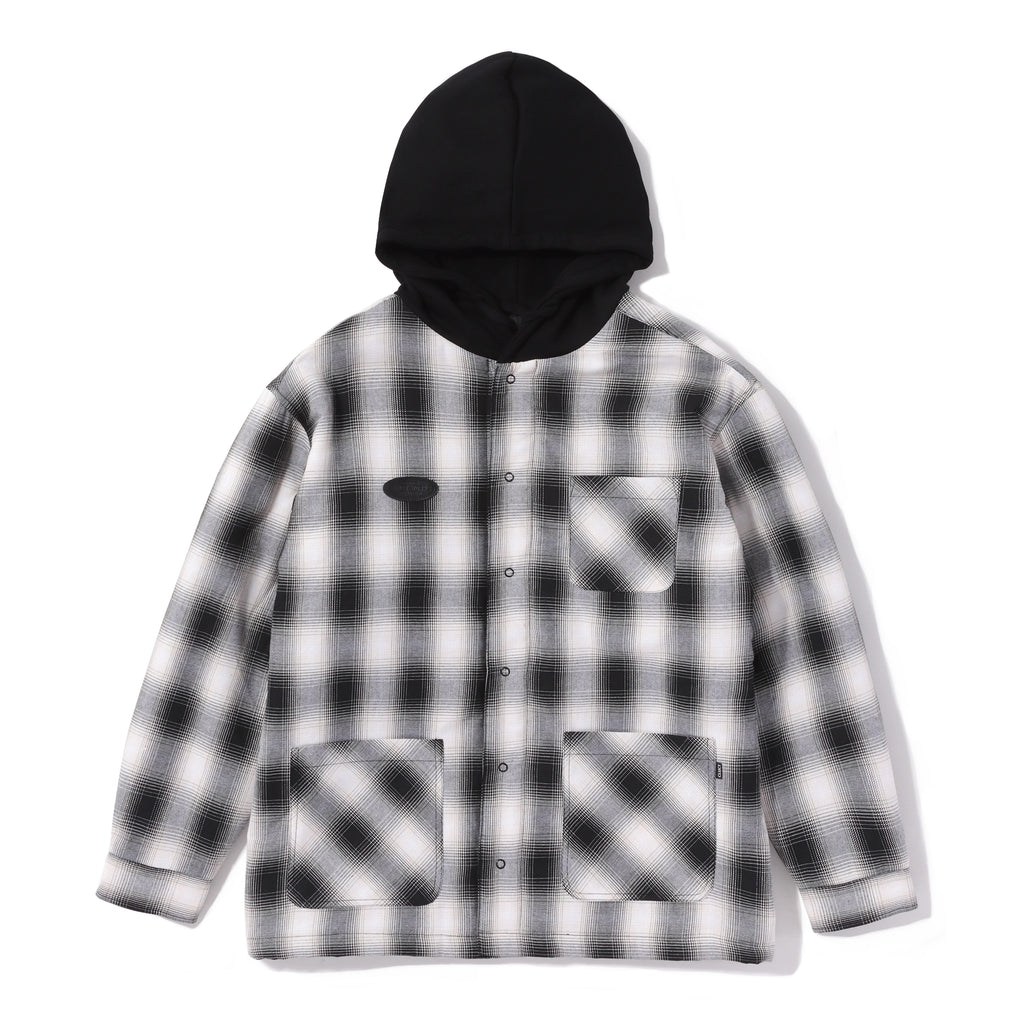 CLT-CHECKER JKT 04118 - CLUCT