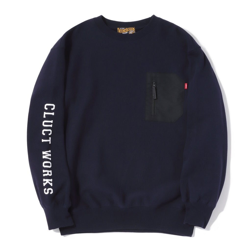CLT-CRW SWEAT 04161 - CLUCT