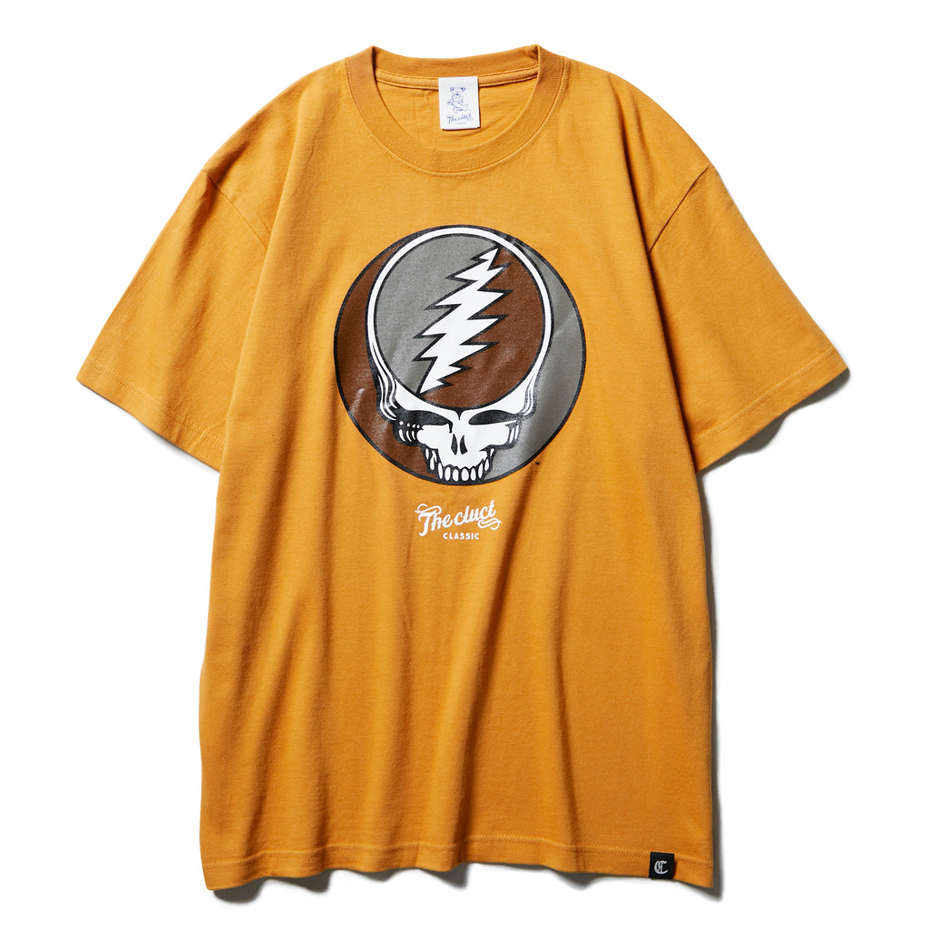 【GRATEFUL DEAD】STEEL YOUR FACE [S/S TEE] 04200 - CLUCT