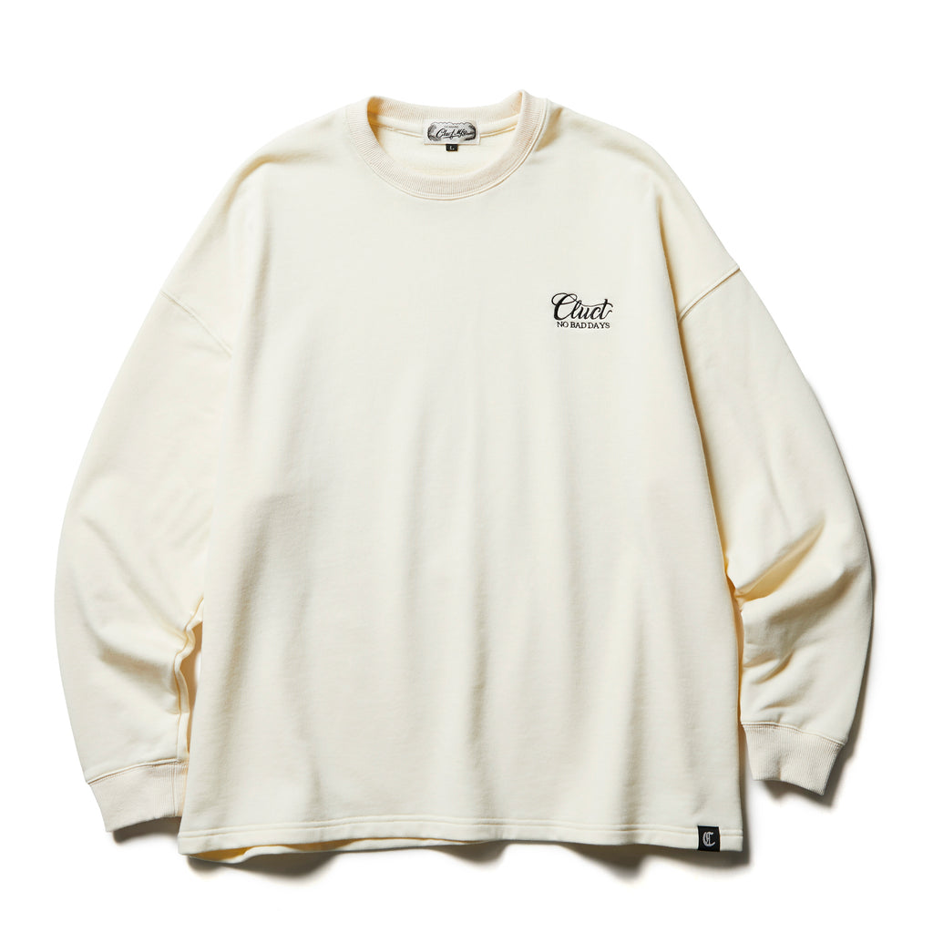 VIBRANT [L/S SWEAT TOP] 04240 - CLUCT