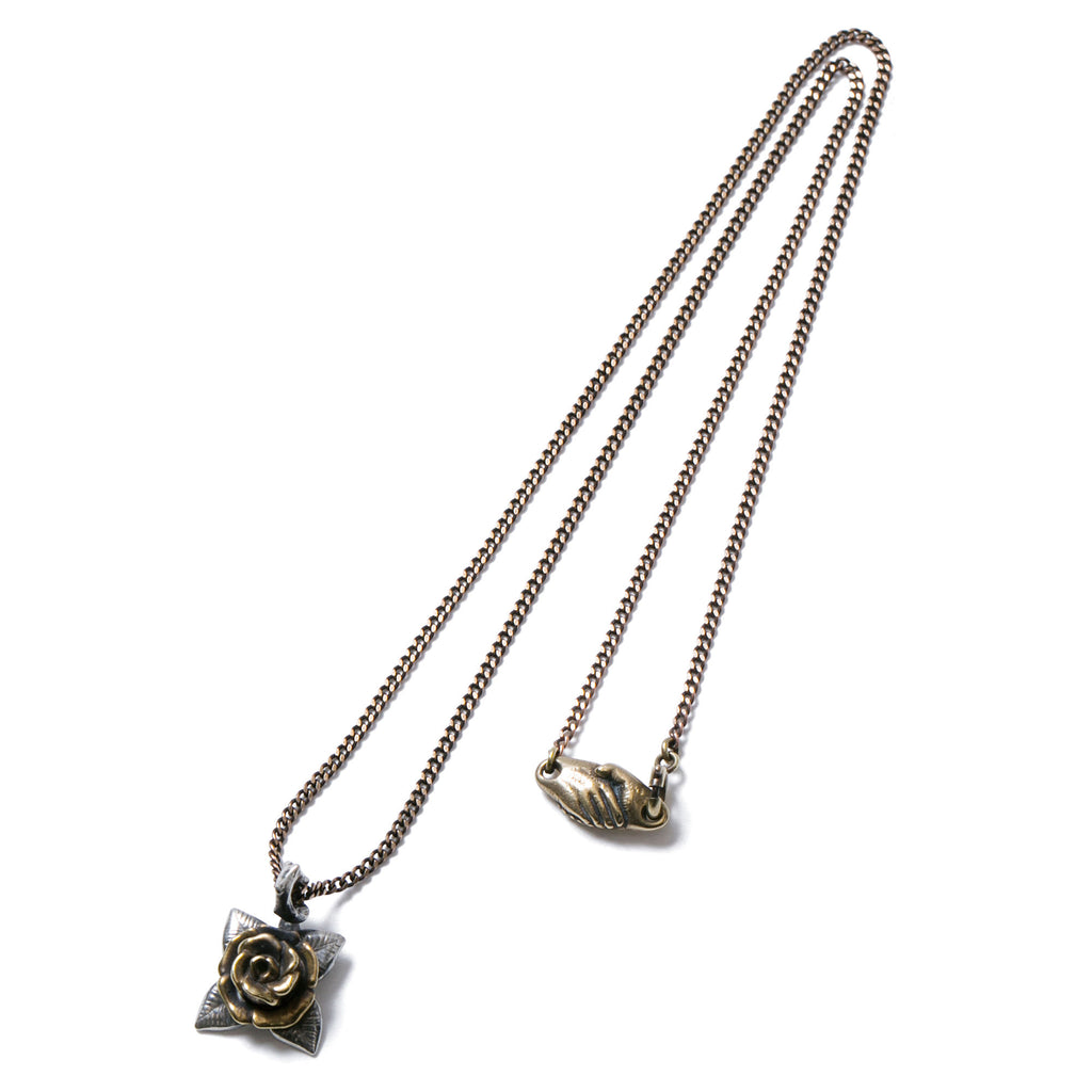 ROSE ANTIQUE NECKLACE 02401 - CLUCT