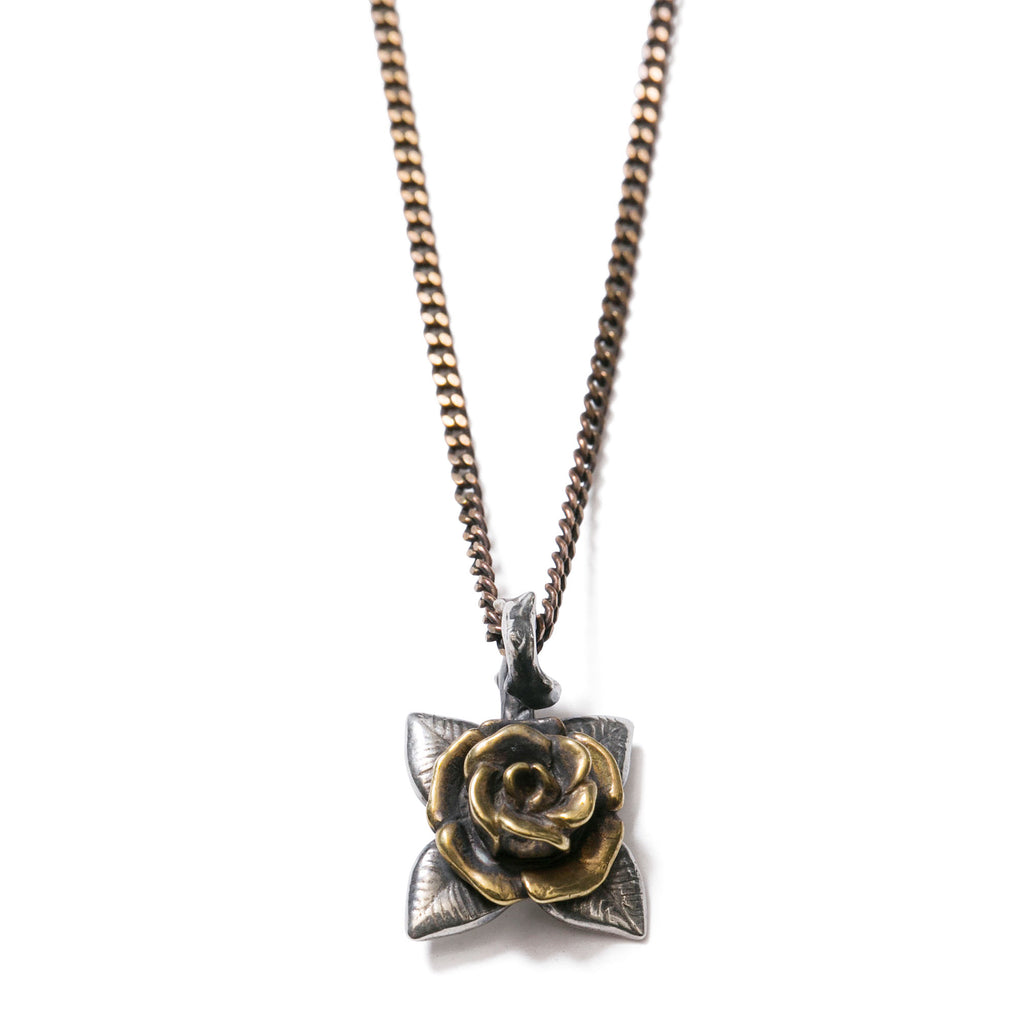 ROSE ANTIQUE NECKLACE