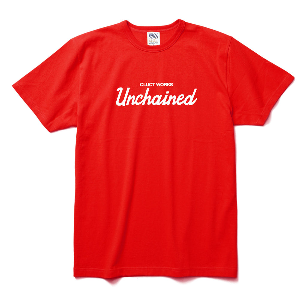 S/S TEE UNCHAINED 【SUMMER VACATION COLLECTION】