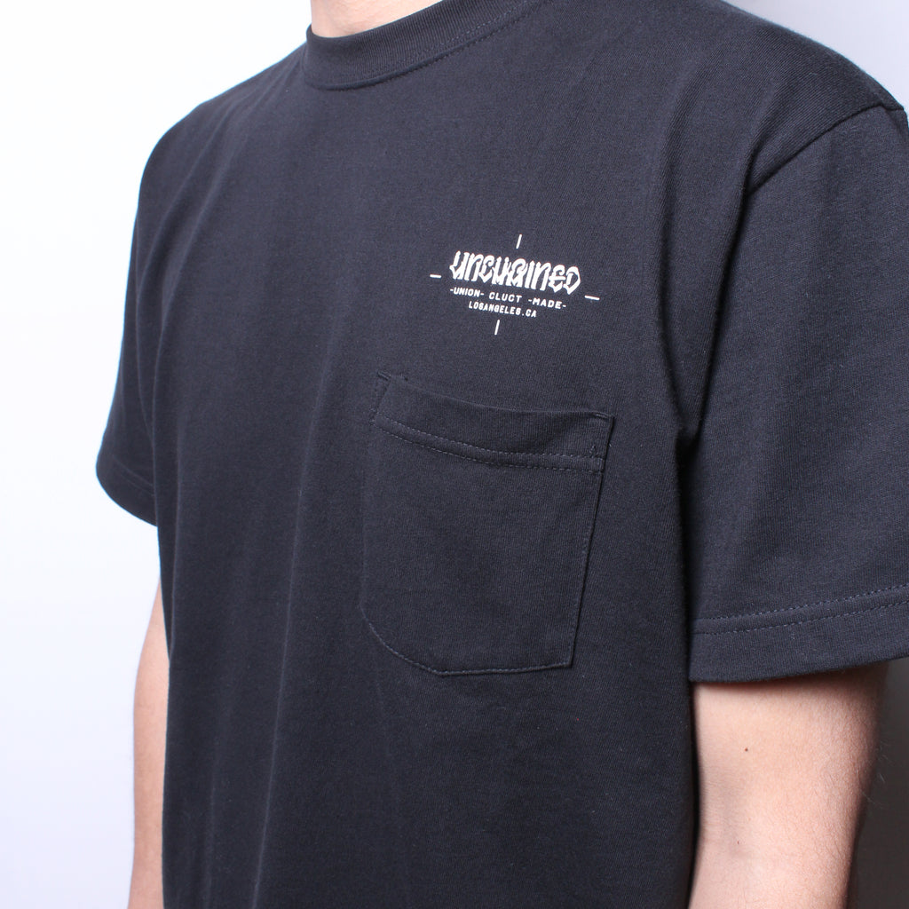 CLUCT×SABRE S/S TEE 04001