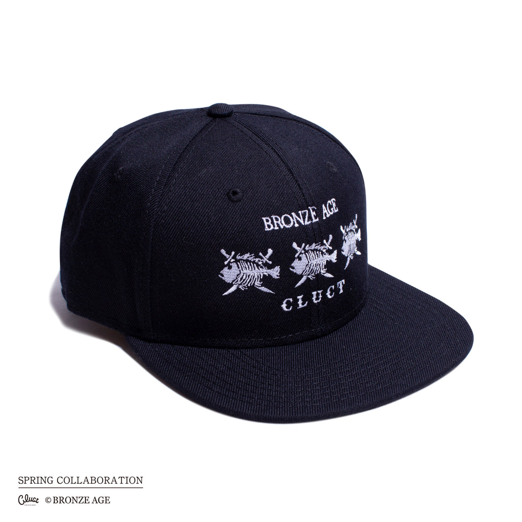 【BRONZE AGE】BASEBALL CAP 04083 - CLUCT