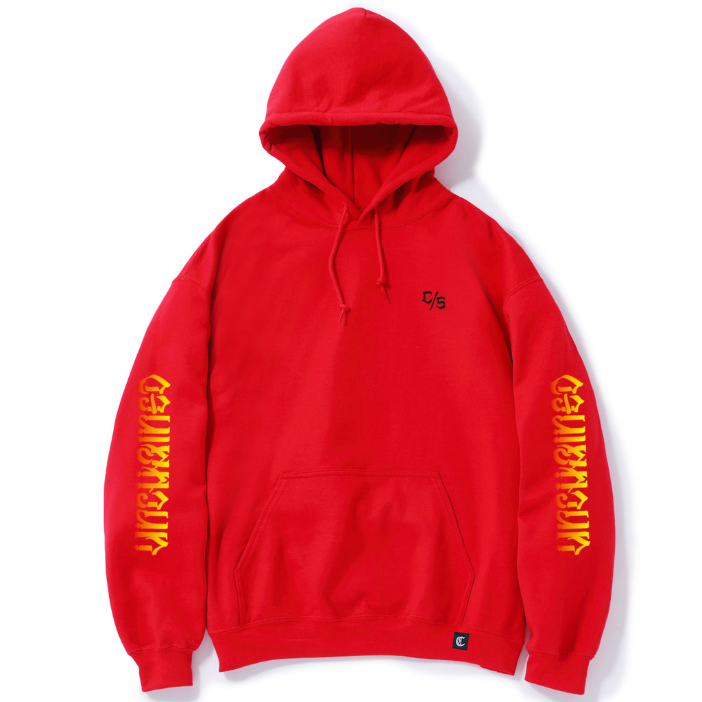 UNCHAINED GRADATION HOODPARKA 02996