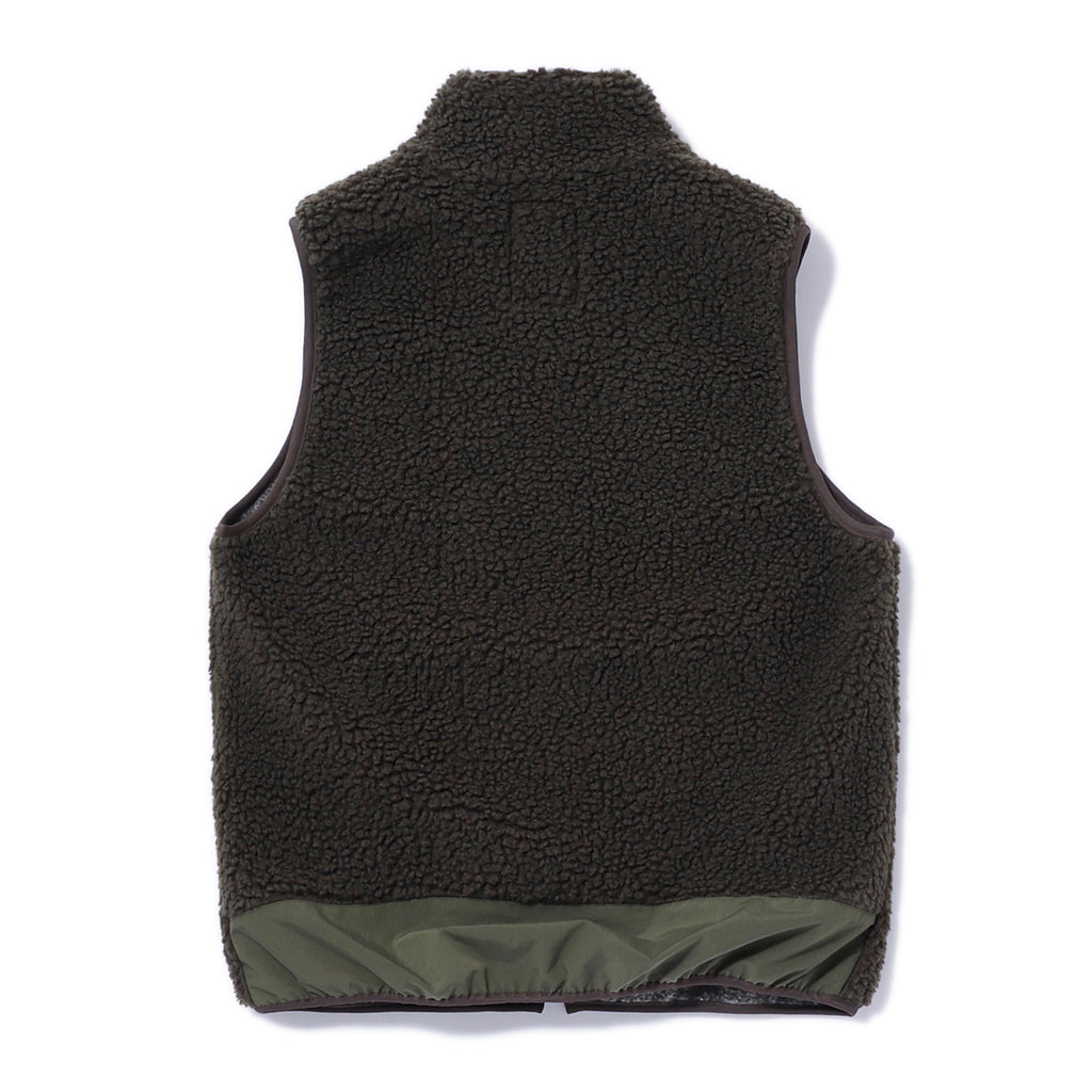 CTW-FLEECE VEST 03068 - CLUCT