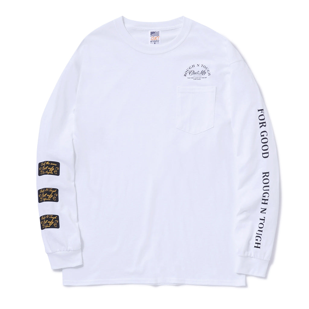 CC-ROUGH N TOUGH L/S 03076 - CLUCT