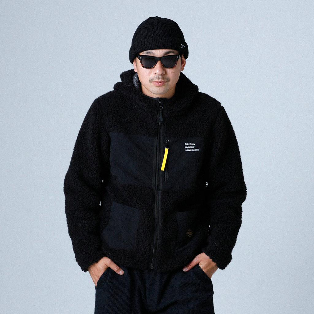 CTW-FLEECE JKT 03067 - CLUCT