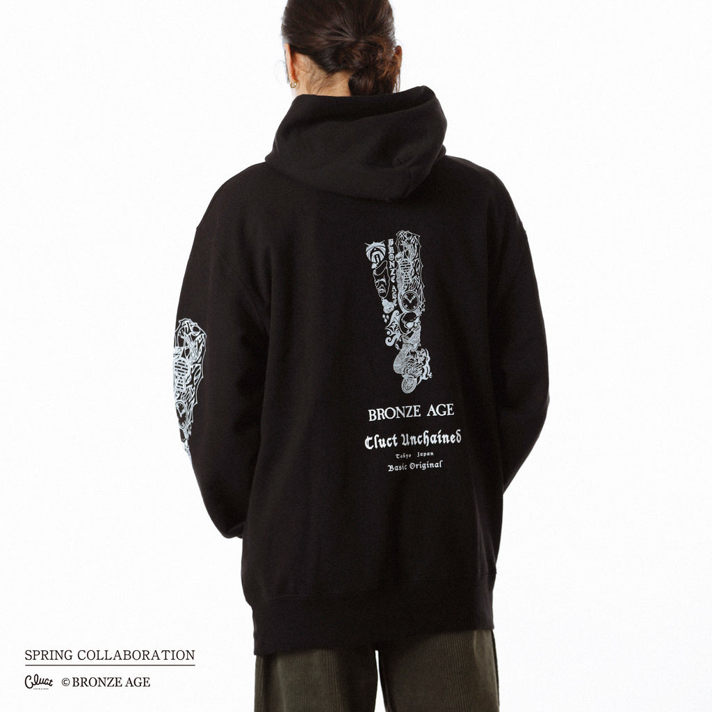 【BRONZE AGE】HOOD 04075 - CLUCT