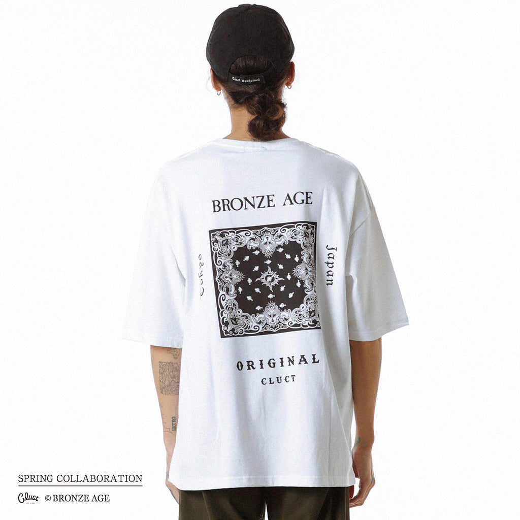 【BRONZE AGE】S/S PAISLEY 04082 - CLUCT
