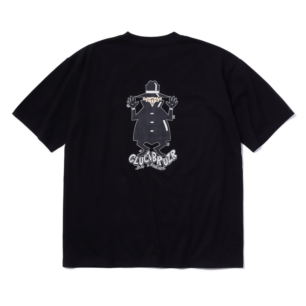 CLUCT X BRUISER CW-BRUISER TEE (W) 04146 - CLUCT