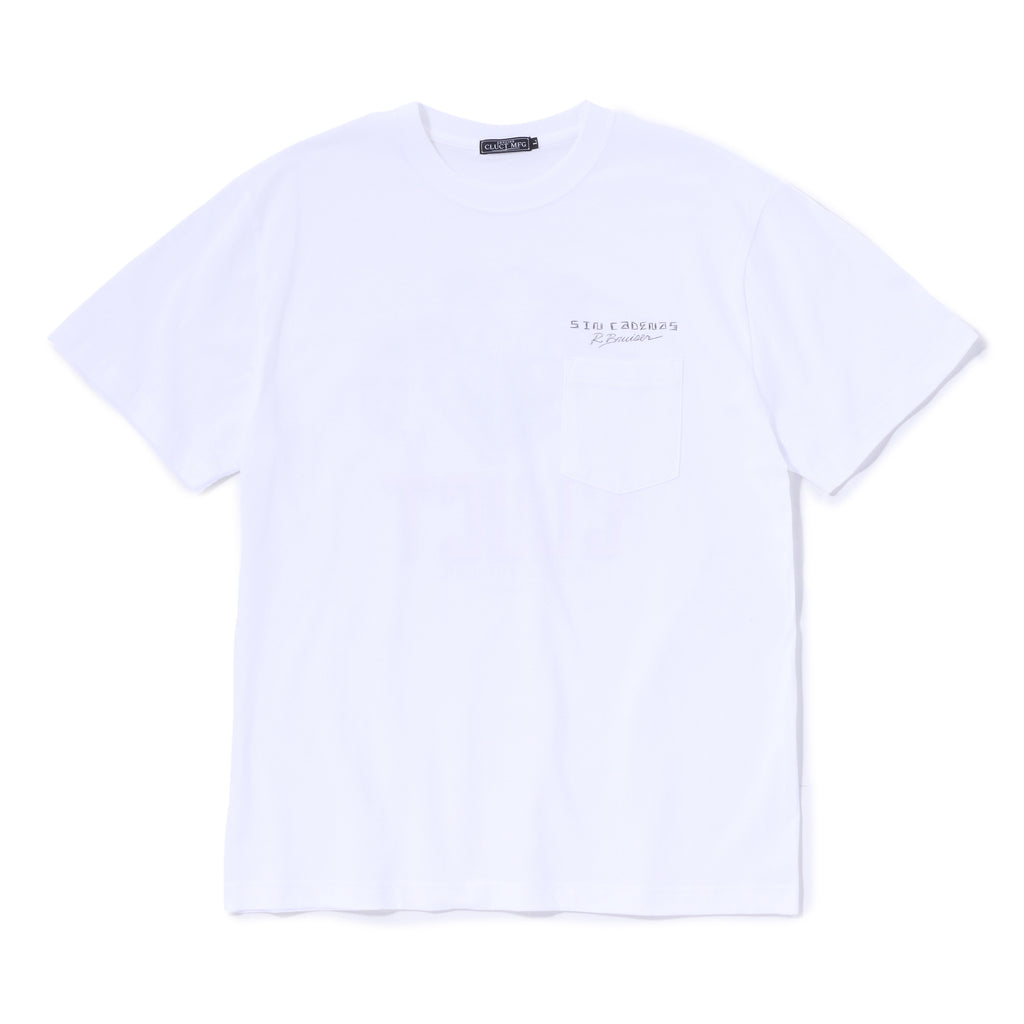 CLUCT X BRUISER CW-FACE TEE (R) 04163 - CLUCT