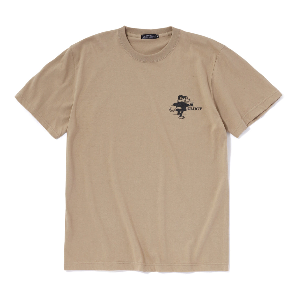 CW-RAT TEE (R) 04151 - CLUCT