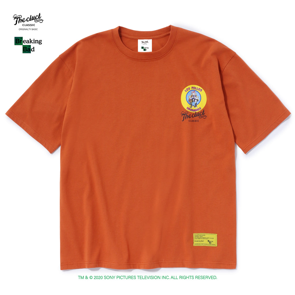 【BREAKING BAD】LOS POLLOS S/S 04099 - CLUCT