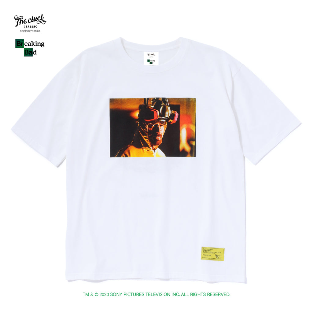 【BREAKING BAD】HEISENBERG S/S 04095 - CLUCT