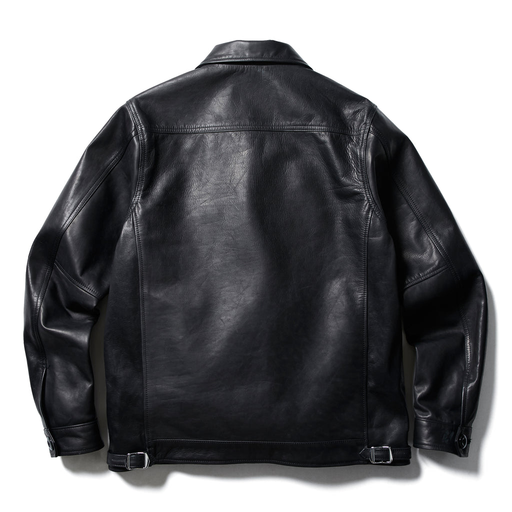 LEATHER JKT 【再入荷】