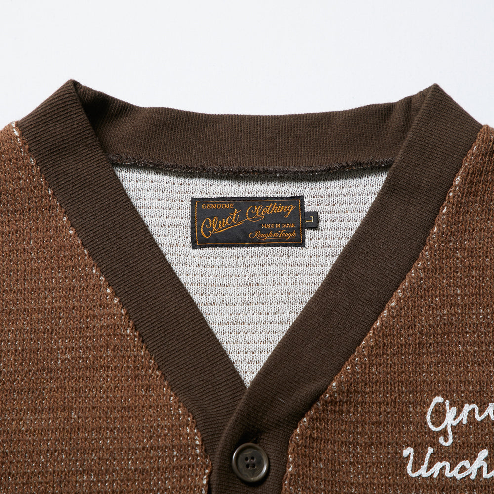 ORIGINAL WOOL CARDIGAN
