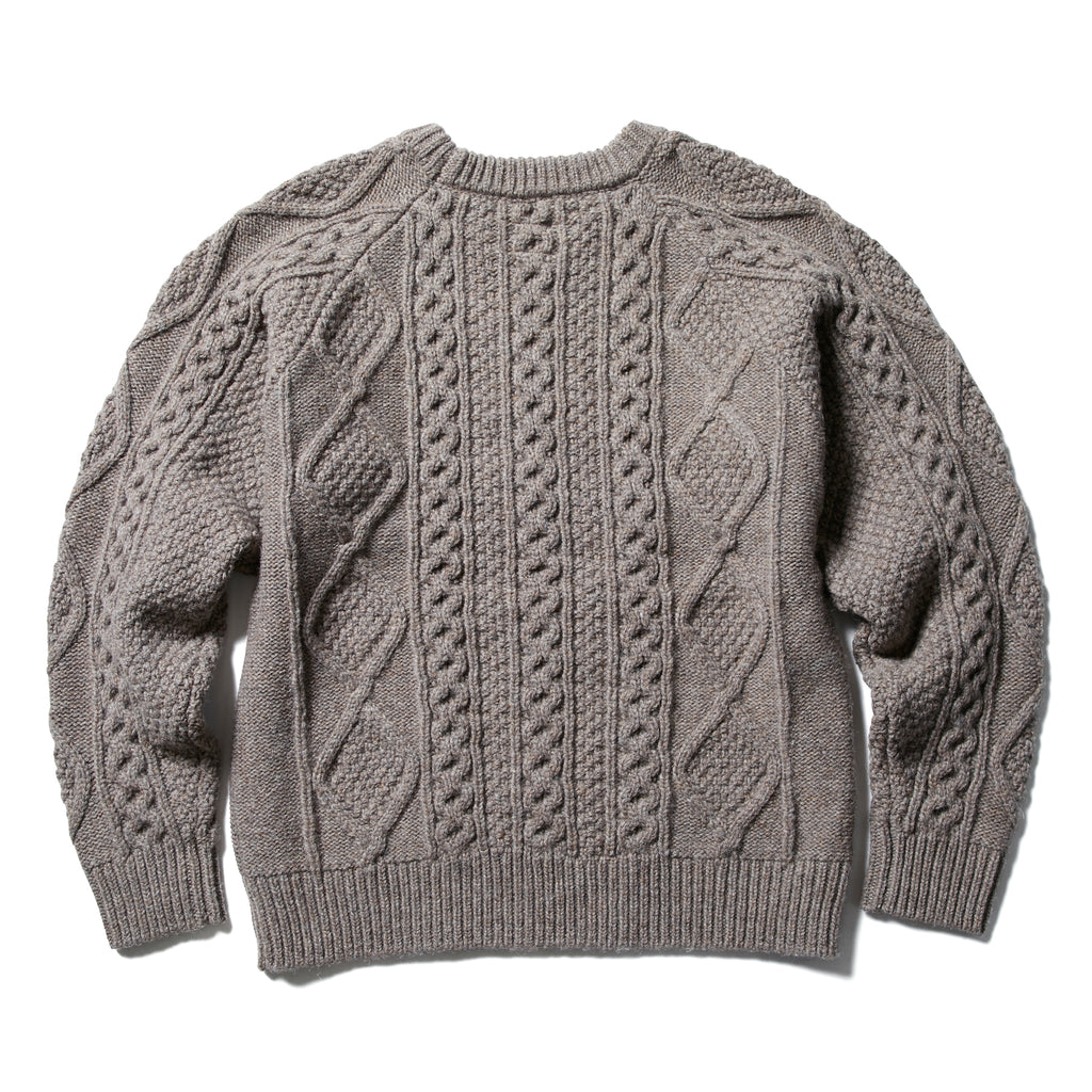 FISHERMAN SWEATER