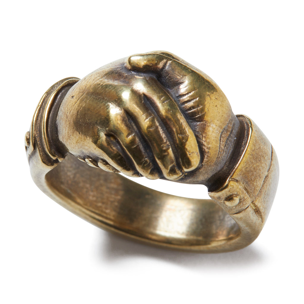 ANTIQUE FRIEND SHIP RING