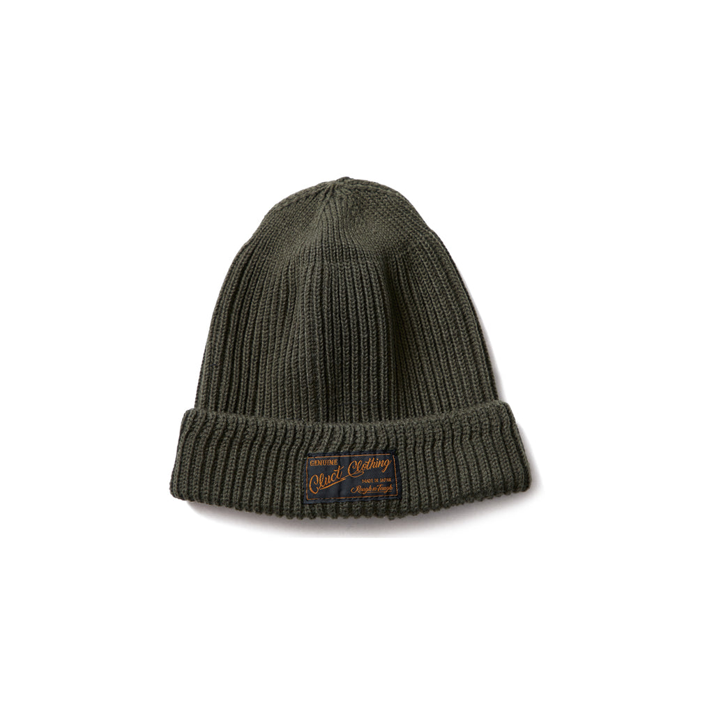 MILITARY KNIT CAP