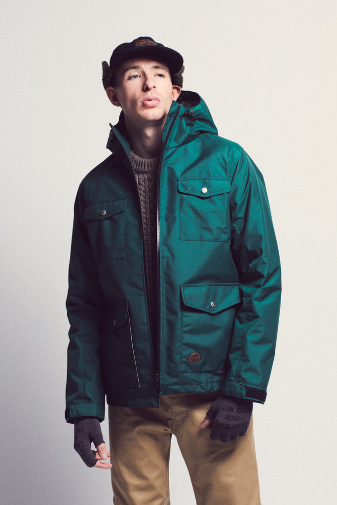 MOUNTAIN PARKA