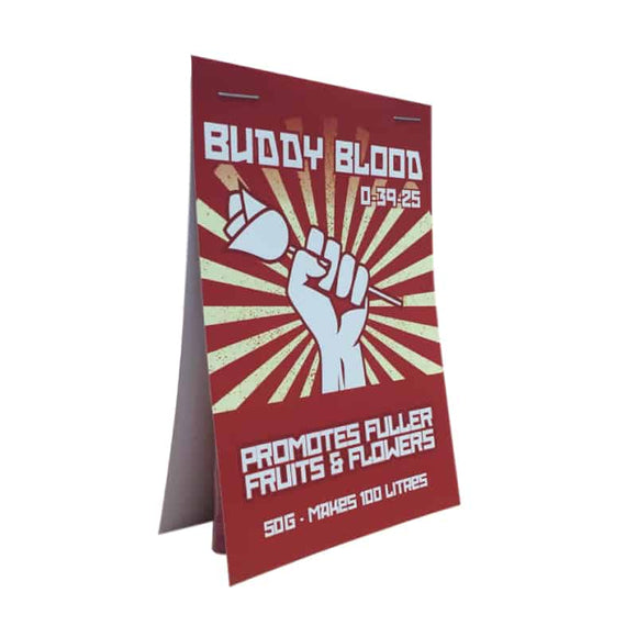Buddy Blood Sachet 50g