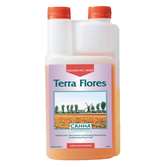 Canna Terra Flores - Bloom Phase Base Nutrient