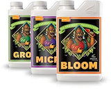 Advanced Nutrients 3 Part Feed - Grow, Micro, Bloom