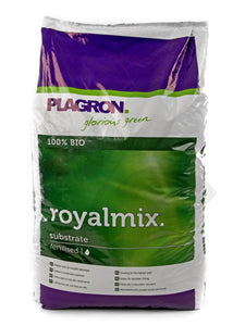 Plagron Royal Mix Growing Substrate 50L - Fertilised for 6 weeks