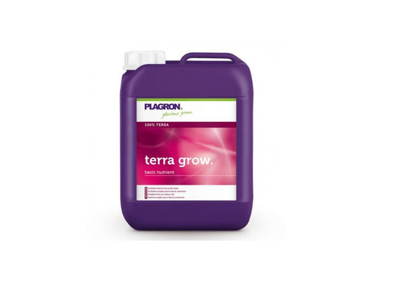 Plagron Terra Grow - Soil Media Base Nutrient