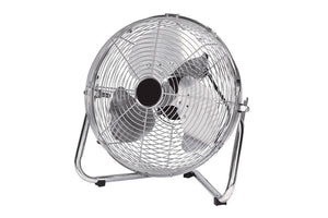 Vortex Low Floor Fan - Grow Room Air Mover Fan - 12in, 16in and 18in