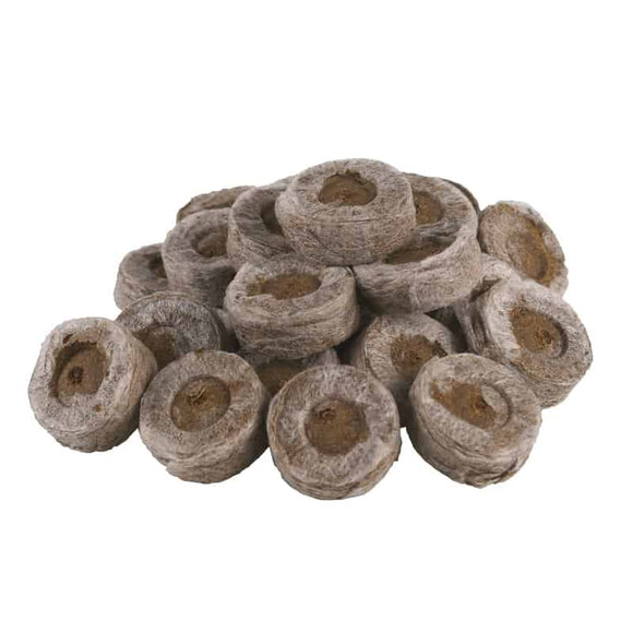 Jiffy Coco Coir Plugs