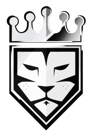 Diamond King Gear All-Weather Vinyl Printed Sticker Decal