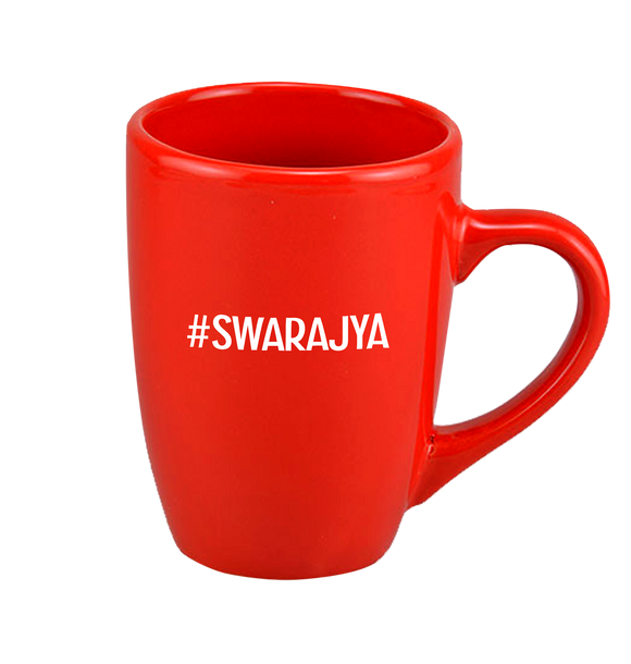 Limited-Edition Swarajya Coffee Mug