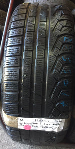 225-50-17 94H Pirelli Sottozero All Weather Tyres Runflat 5mm Ref.RunP17-P4