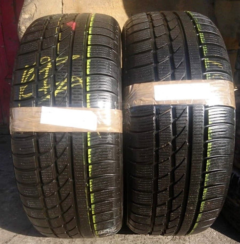 225-55-17 101V Premada Winter W300 M+S 2X Tyres XL 6.5-7.0mm WinPremada17
