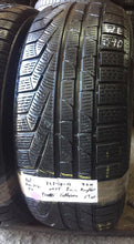 Load image into Gallery viewer, 225-50-17 94H Pirelli Sottozero All Weather Tyres Runflat 5mm Ref.RunP17-P4