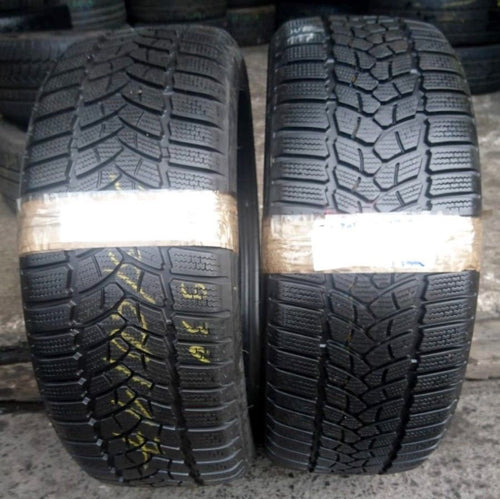 205-50-17 93V Firestone Winterhawk 3 M+S 2X Tyres 6.5mm Extra Load WinFire17-5