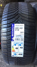 Load image into Gallery viewer, 225-40-18 92Y Michelin Total Performance Summer Tyre New Michelin Crossclimate +